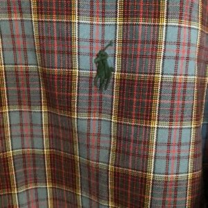 Ralph Lauren polo long sleeve BD size medium
